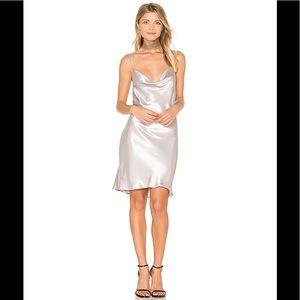 Bardot Revolve NWT Mercury Slip Dress Wind Chime